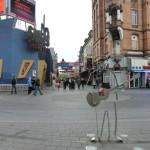 Beatles-Platz an der Großen Freiheit