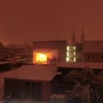 Schnee - überall